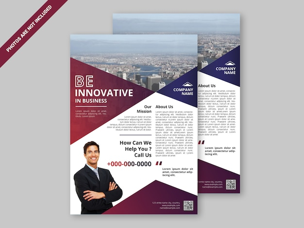Corporate flyer vol-1