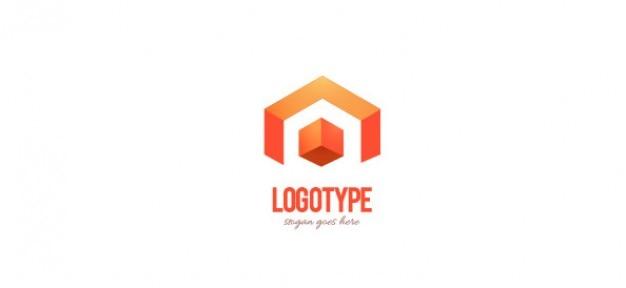 Corporate logo modello di progettazione
