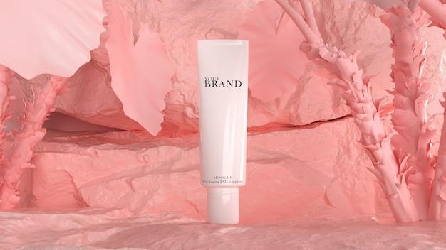 Cosmetic premium cura della pelle idratante.