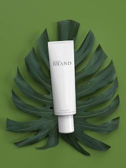 Cosmética premium hidratante para el cuidado de la piel.