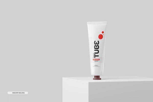 Cosmetica tube mockup