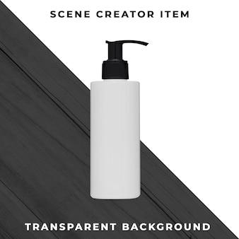 Cosmetici trasparenti psd