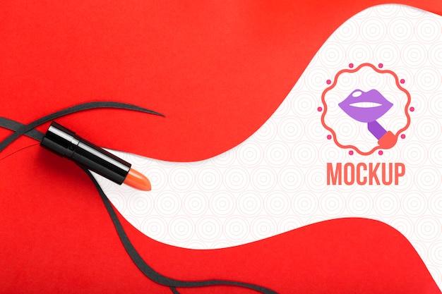Cosmetisch concept mock-up