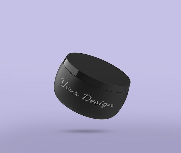 Cosmetisch pakket mockup