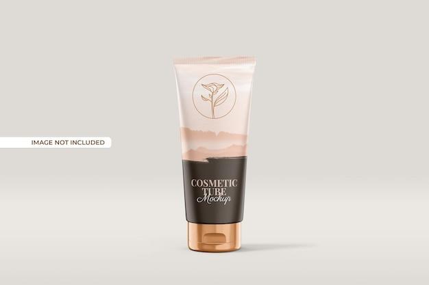 Cosmetische buis en flesmodel