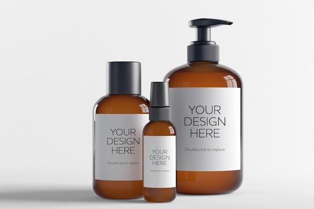 Cosmetische containermodel