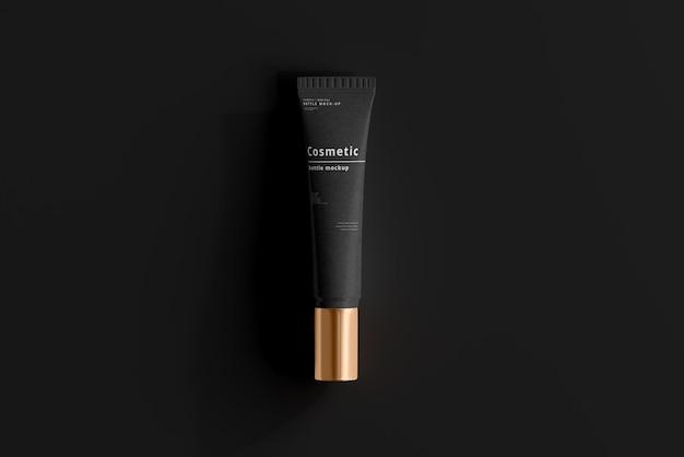 Cosmetische crème tube mockup
