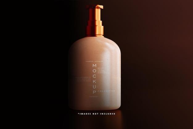 Cosmetische pompflesmodel