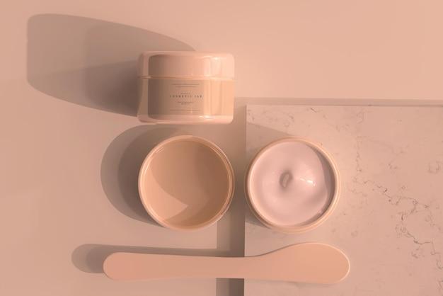 Cosmetische potmodel