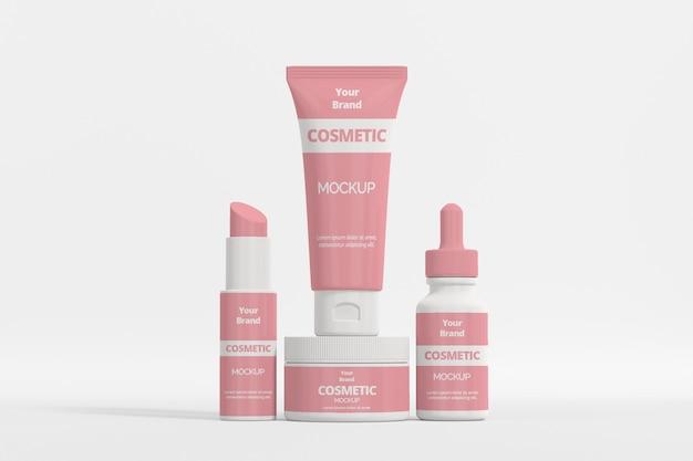 Cosmetische verpakkingsmodel