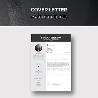 Cover latter