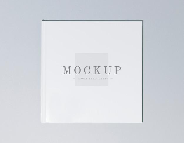 Cover van een boekmodel