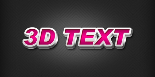 Crear un efecto de anuncio de texto en photoshop