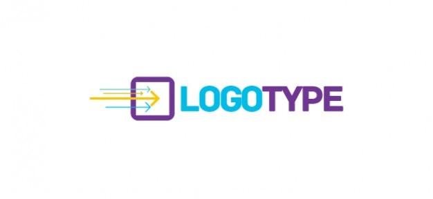 Creativa azienda modello del logo