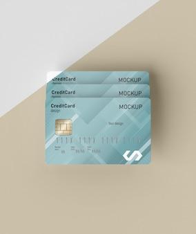 Creditcard mock-up