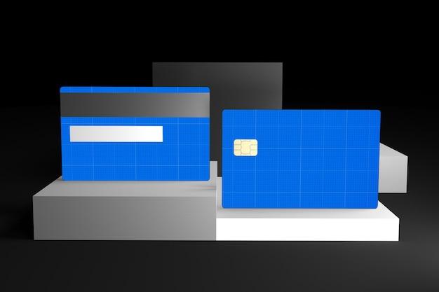 Creditcard op niveaus