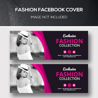 Cubiertas de facebook de moda