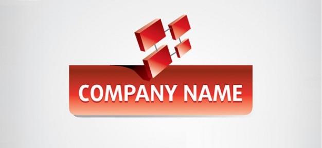 D affari logo design