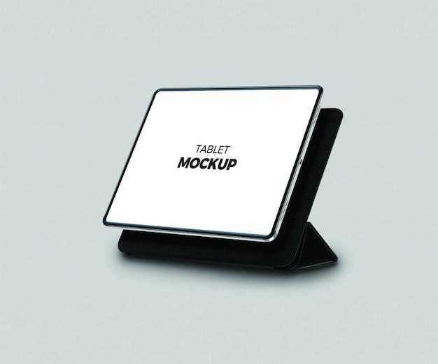 De tablet mock-up