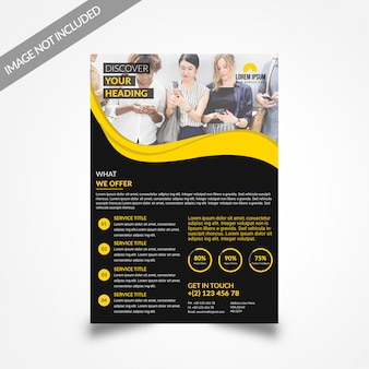 Design flyer aziendale