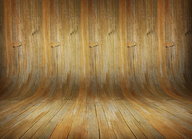 Di legno realistica trama di sfondo
