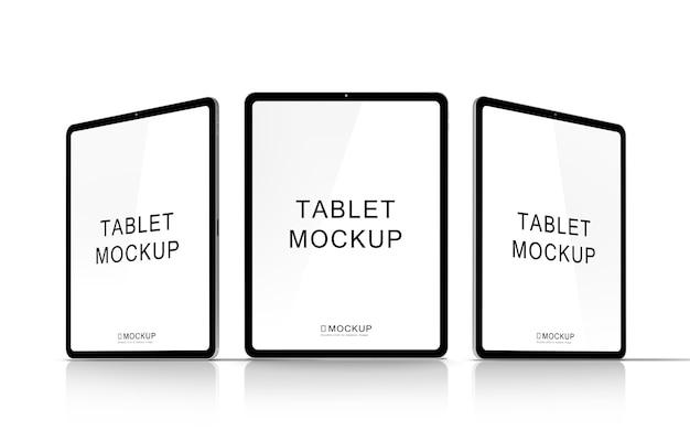 Digitale tabletmodellen