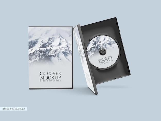 Disco compacto con maqueta de cubierta