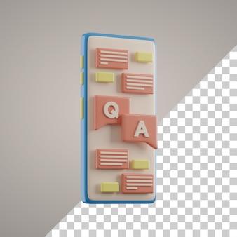 Discusión en línea 3d