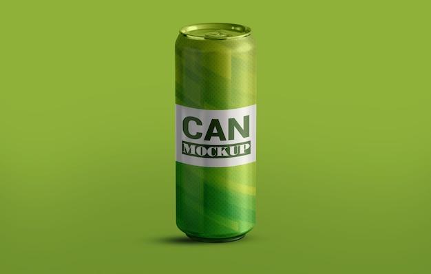 Diseño de maqueta de latas de lujo