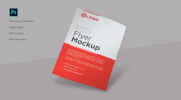 Diseño de maquetas de folletos y carteles