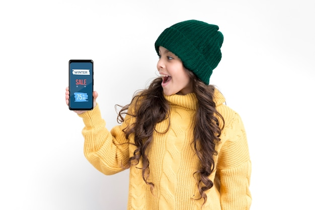 Dispositivi elettronici sulle vendite nel periodo natalizio