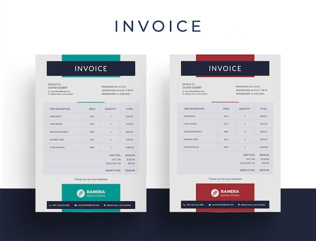 Documento de factura