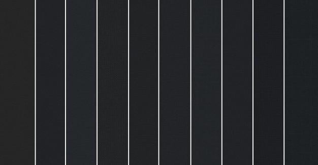 Donkere subtiele patronen pat