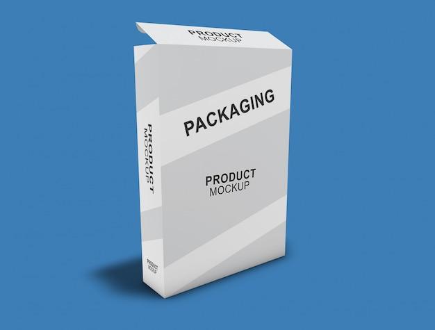 Doosverpakking mock-up
