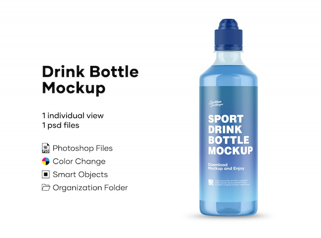 Drinkflesmodel