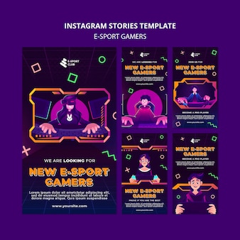 E-sportgames sociale media verhalen