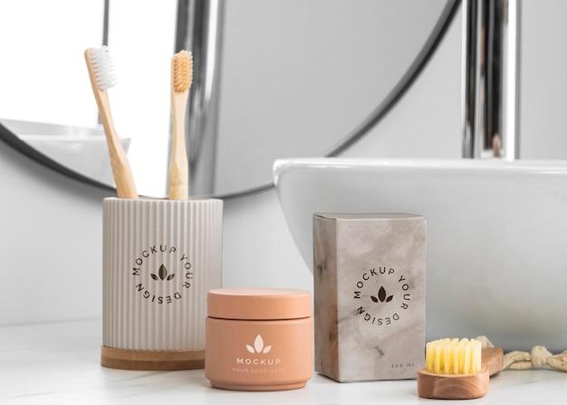 Eco-producten arrangement