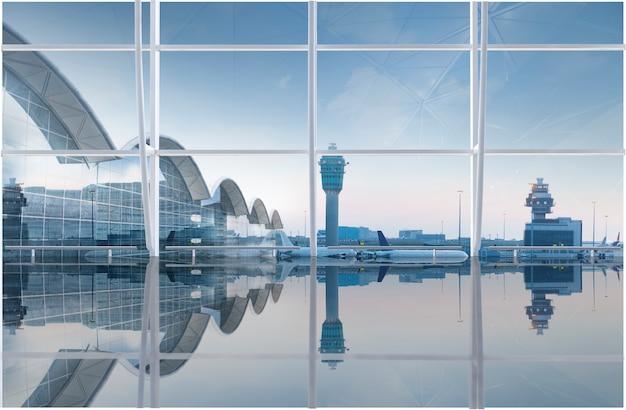 Edificio del aeropuerto