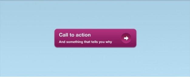 Een pink levendige call to action