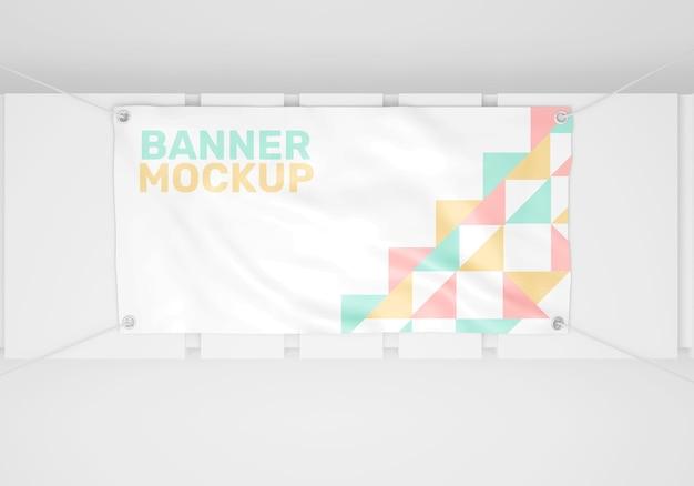 Eenvoudig bannermodel