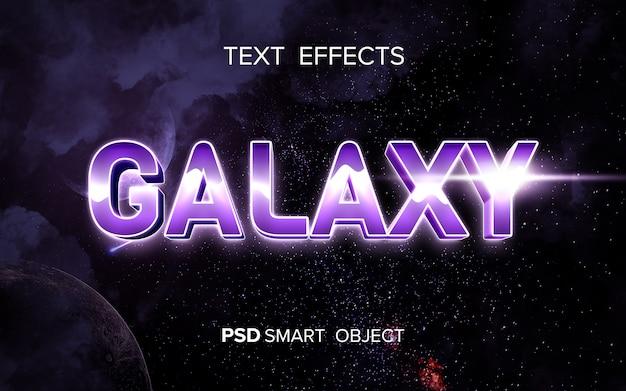 Efecto de texto de arcade retro