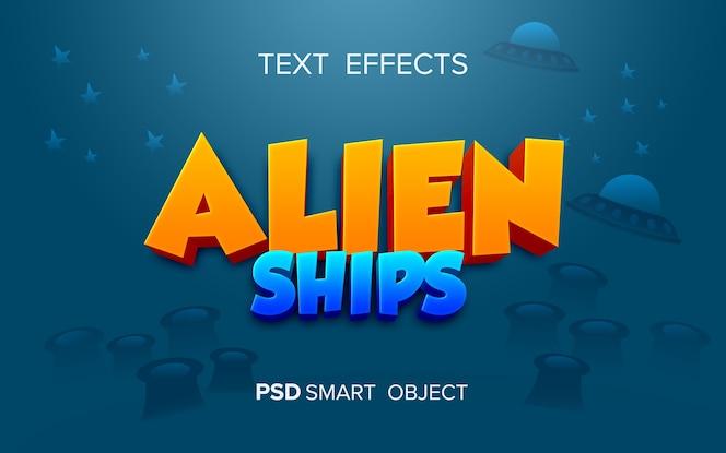 Efecto de texto del juego de aventuras