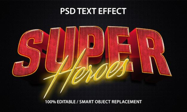 Efecto de texto x-mas azul