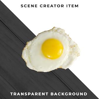 Ei op transparante achtergrond