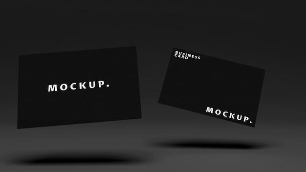Elegant en professioneel visitekaartje