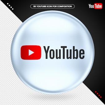 Ellipse 3d youtube voor compositie