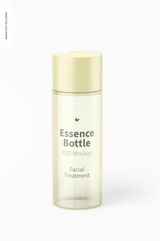 Essence bottle mockup
