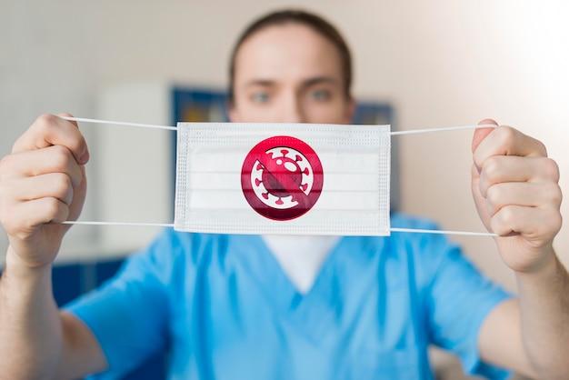 Evento del día mundial de enfermería