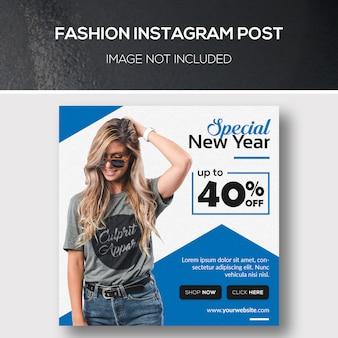 Fashion instagram-bericht