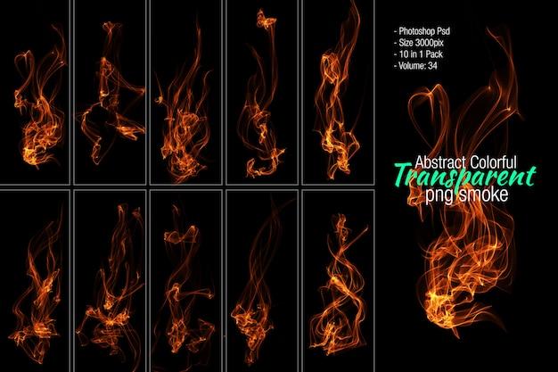 Fire photoshop psd